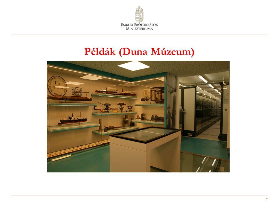 7 Példák (Duna Múzeum)