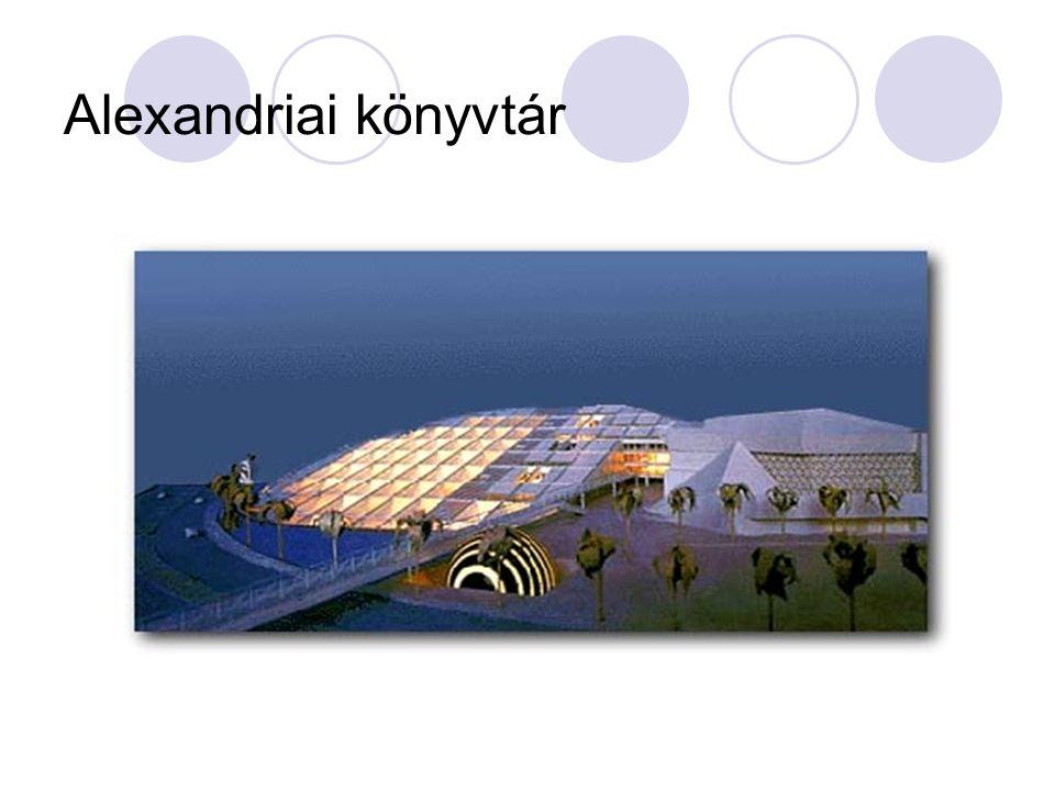 Alexandriai könyvtár