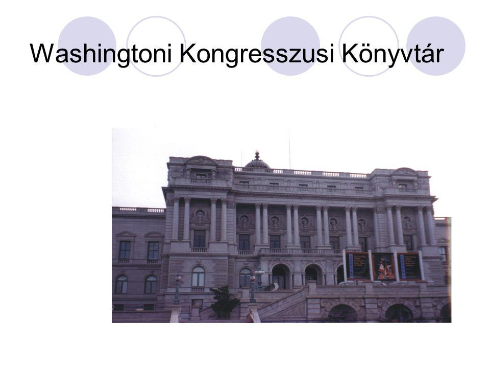 Washingtoni Kongresszusi Könyvtár
