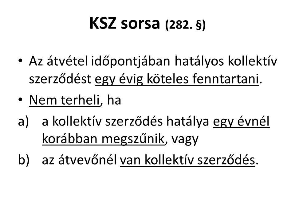 KSZ sorsa (282.
