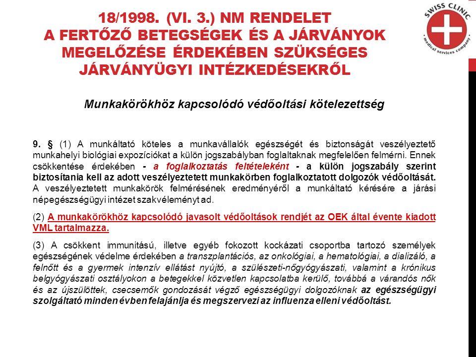 18/1998. (VI.
