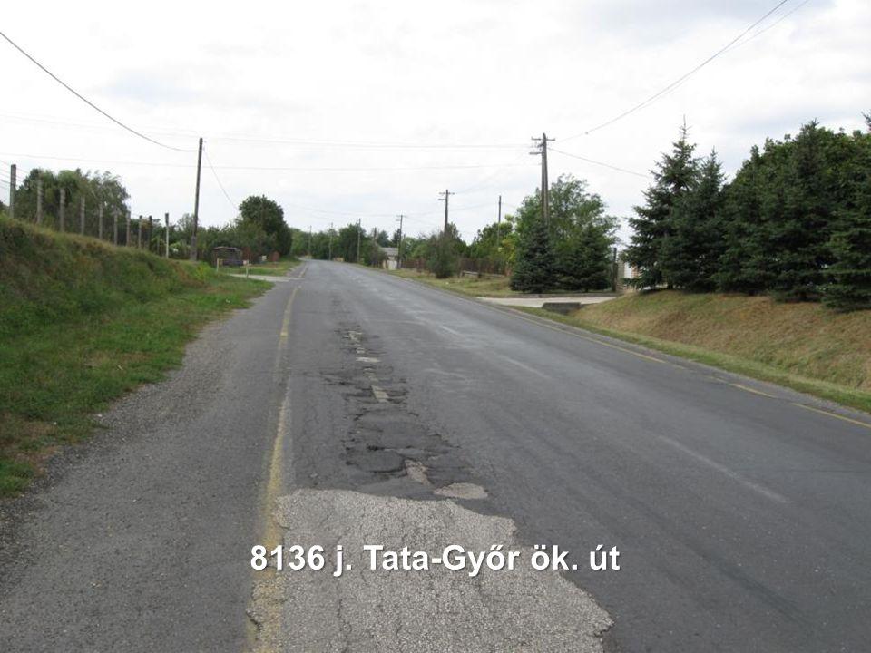 8136 j. Tata-Győr ök. út
