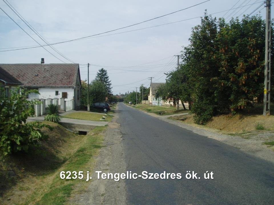 6235 j. Tengelic-Szedres ök. út