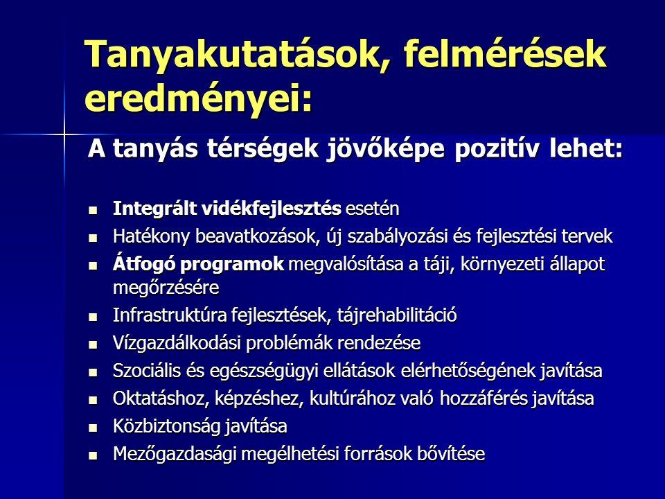 Tanyagondnoki szolgálat2005.2006.