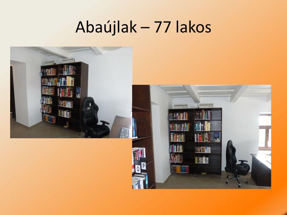 Abaújlak – 77 lakos