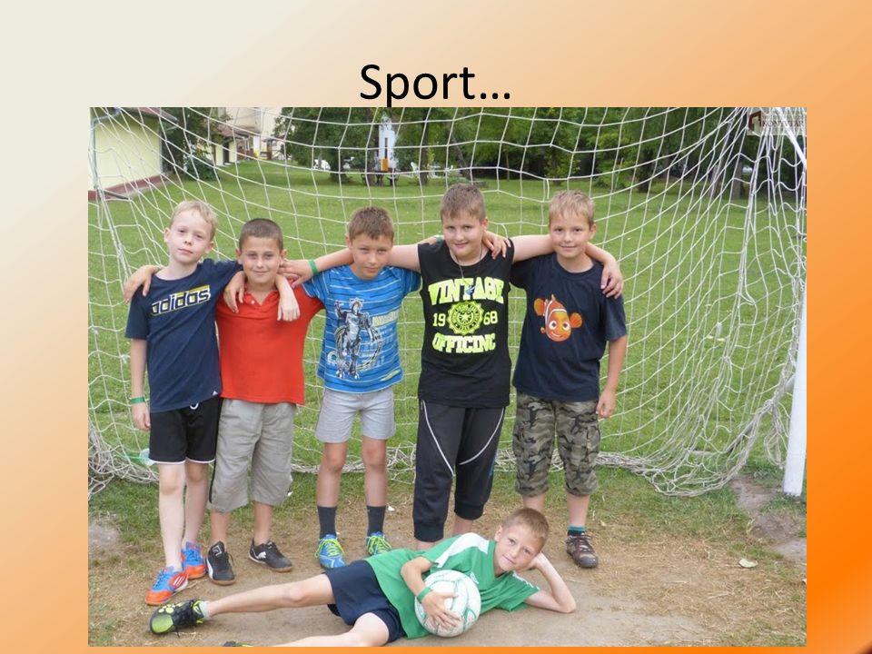 Sport…