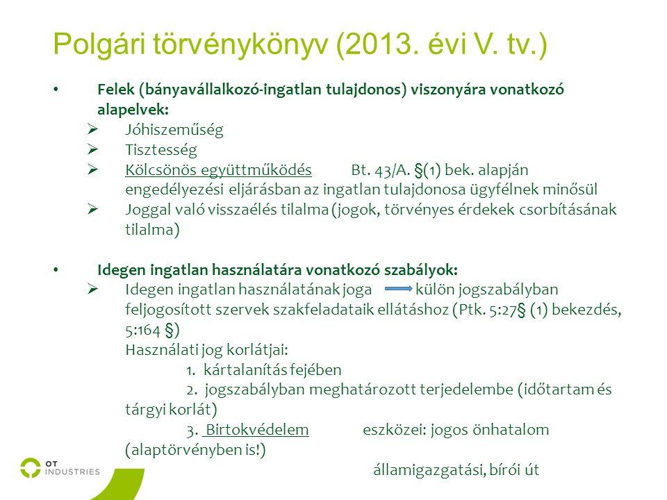 Polgári törvénykönyv (2013. évi V.