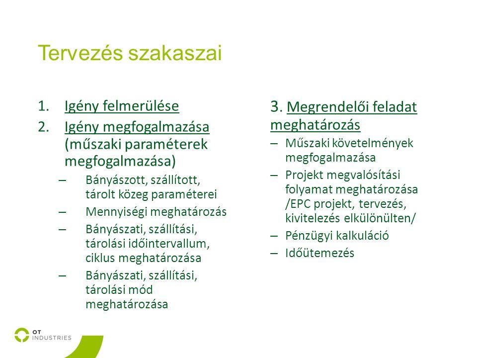 Bányatörvény (1993.évi XLVIII. Tv.) Kulcsfogalom: Biztonság 3.