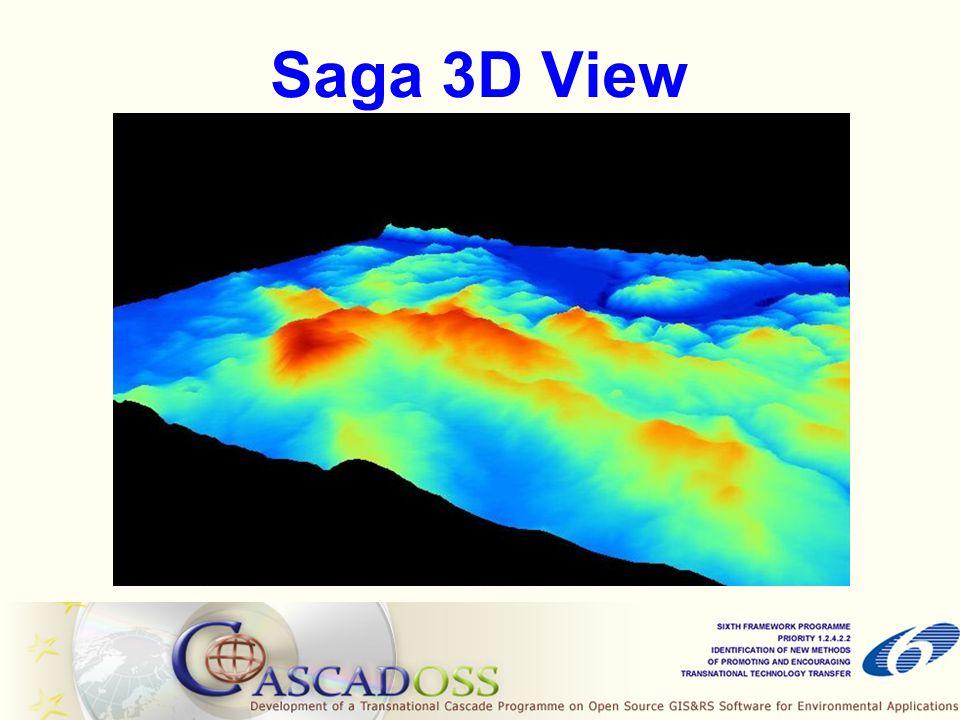 Saga 3D View