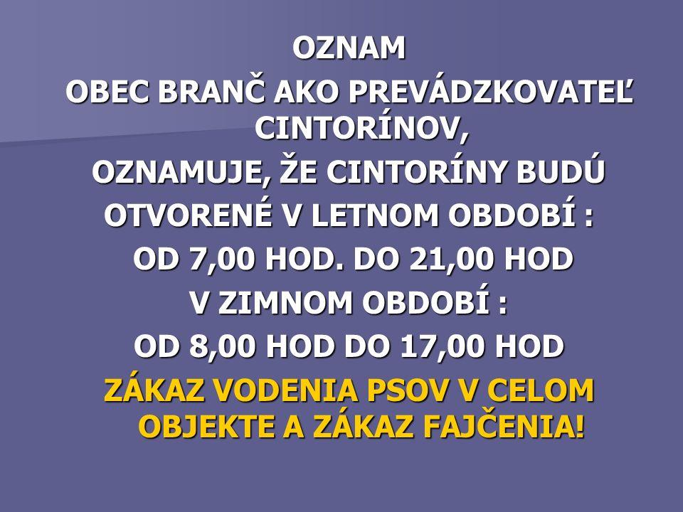 A Berencs Község mostani TV csatornái ki vannak bővítve 11 csatornával amelyeket DVBT – azaz digitális formátumban közvetítenek.