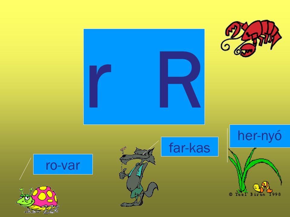 r R ó a