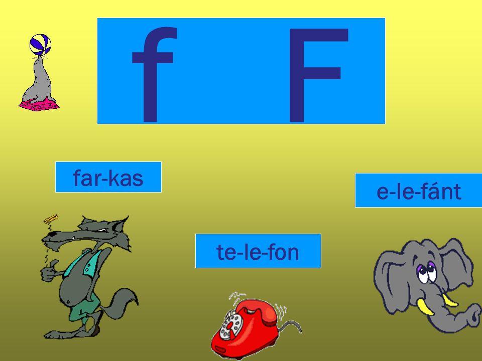 f F ó a