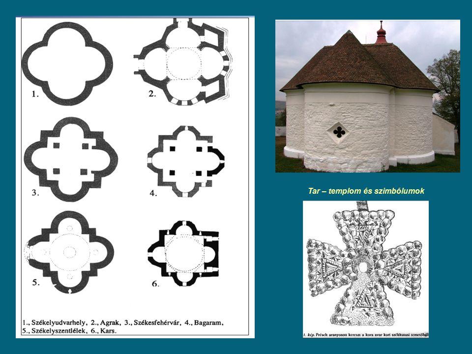 Tar – templom és szimbólumok