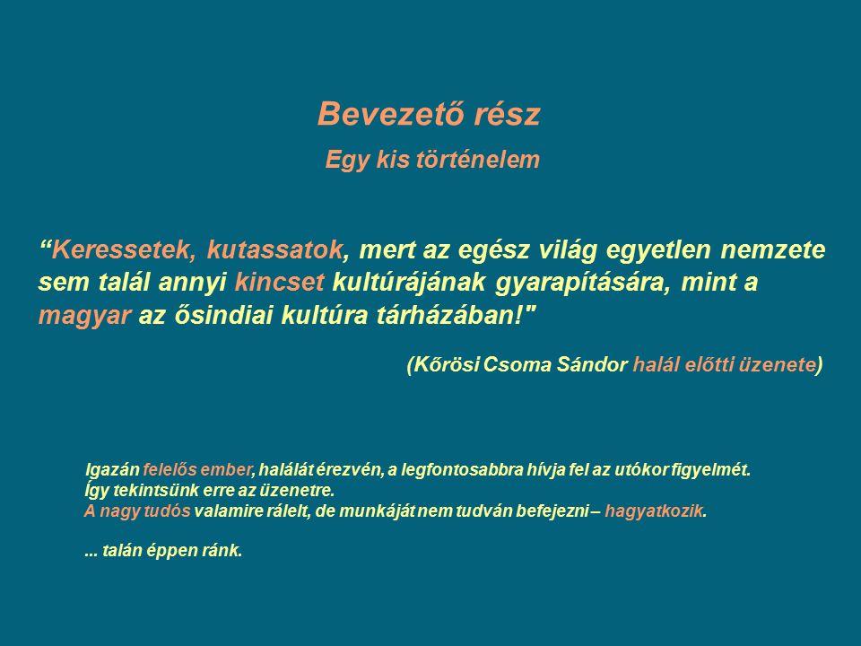 A magyar nyelv ősisége Czuczor-Fogarassy hatkötetes szótára (1862 -1874) kb.