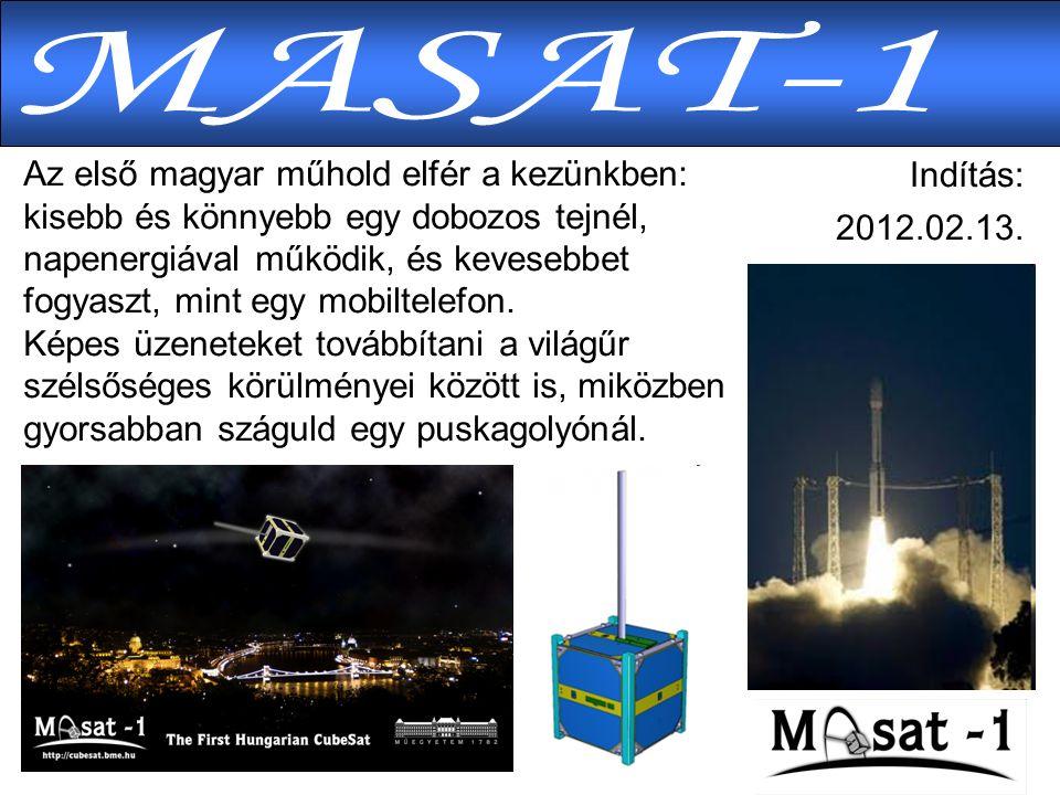 Indítás: 2012.02.13.