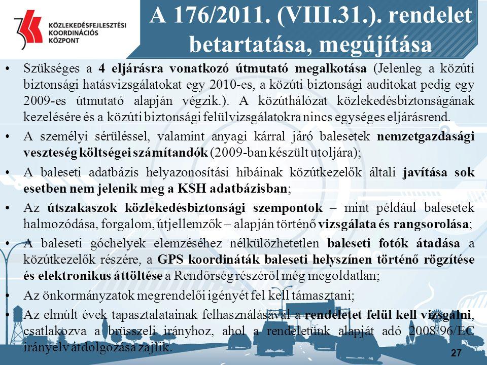 A 176/2011. (VIII.31.).