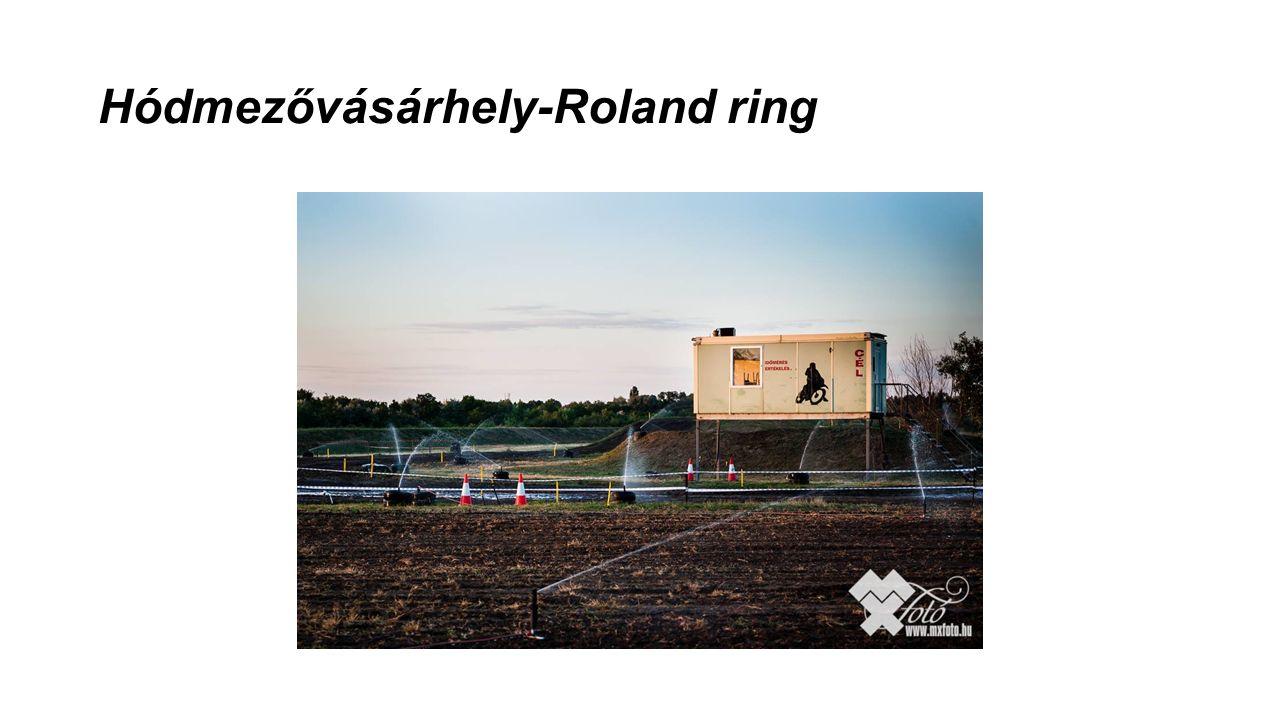 Hódmezővásárhely-Roland ring