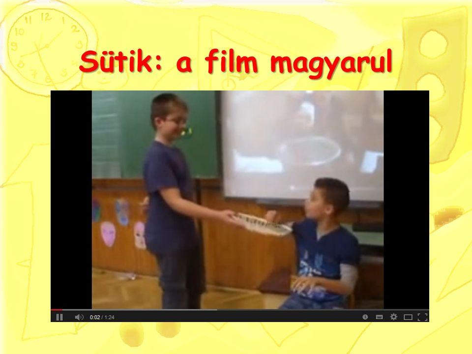 Sütik: a film magyarul