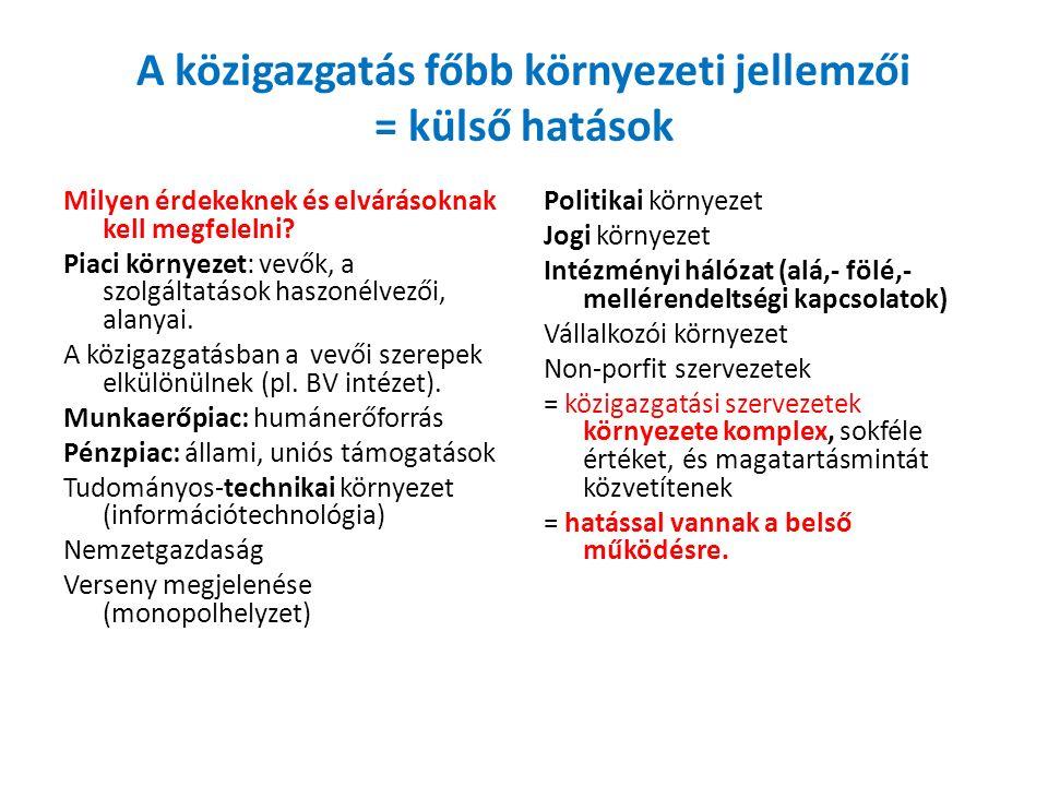 Közigazgatás megújítása = Reformok 1.