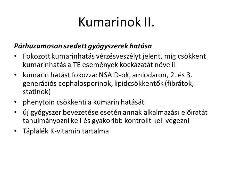 Kumarinok II.