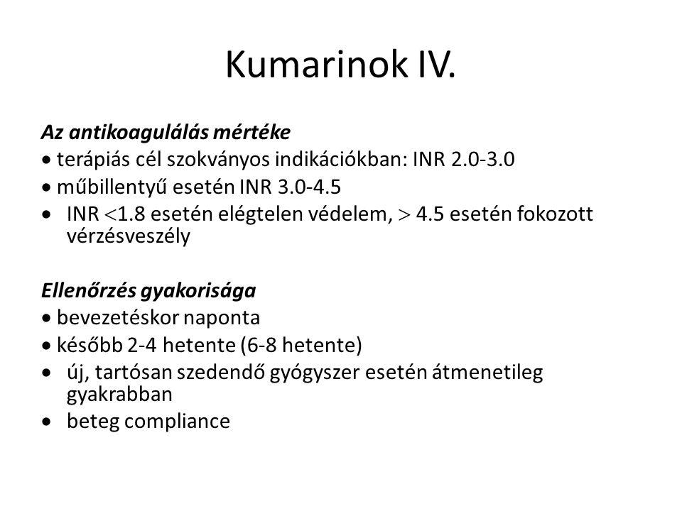 Kumarinok IV.