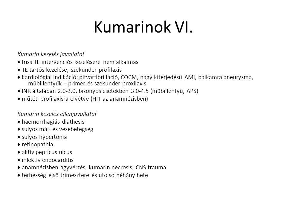 Kumarinok VI.