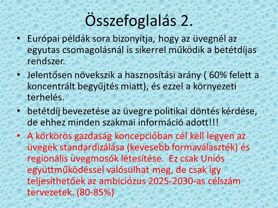 Összefoglalás 2.
