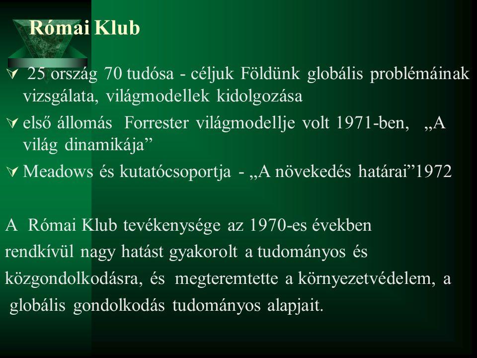 Római Klub: 1968.