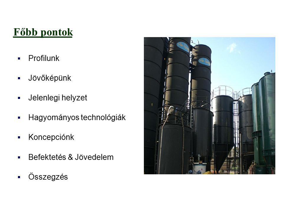 Profilunk Csapatunkat szennyvízkezelésre specializálódott szakemberek alkotják.