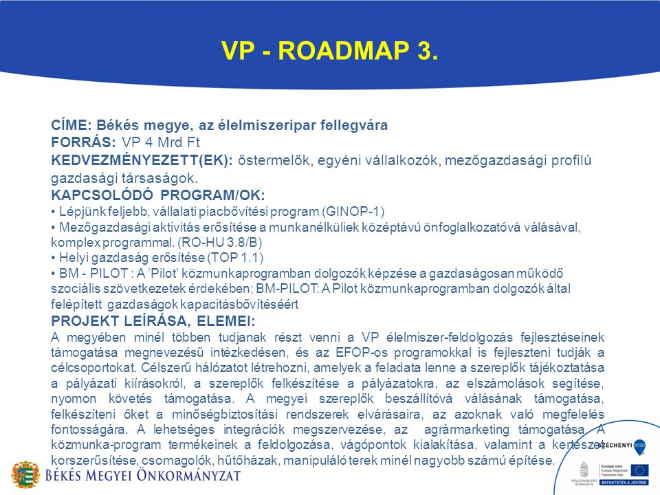 VP - ROADMAP 3.