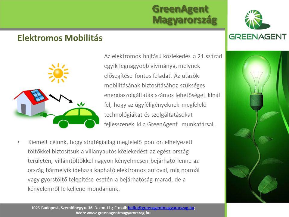 A GreenAgent által felkínált oszlopok minden szegmenst lefednek, a legmagasabb minőségű technológiát kínálják.