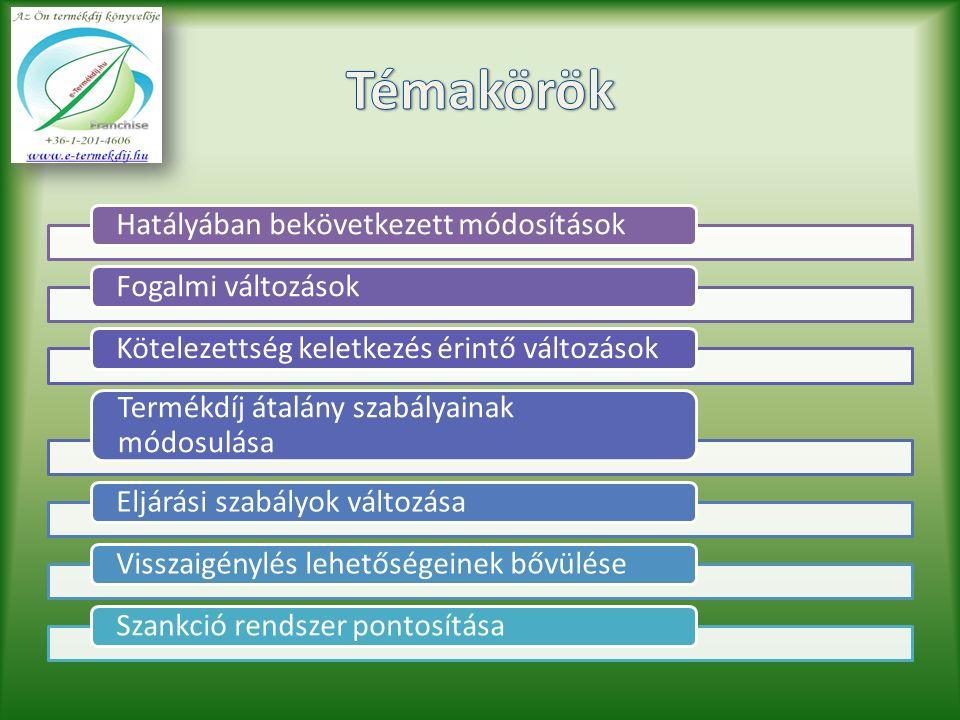 Gépjármű átalány Gépjármű termékdíj- köteles termék.