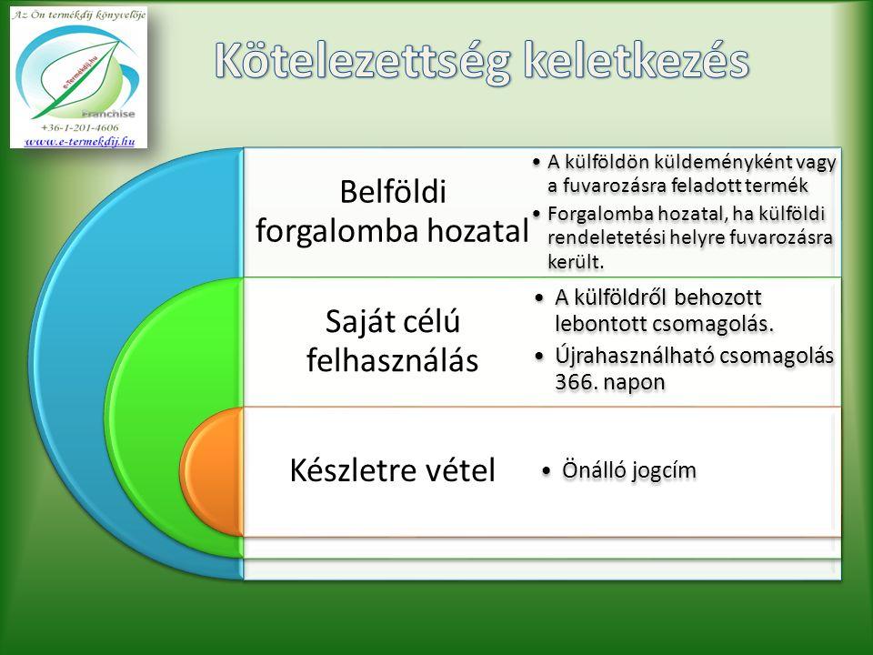 Budapest DE értékesítés, számla áru szállítása DE magyar adószámáról történő értékesítés