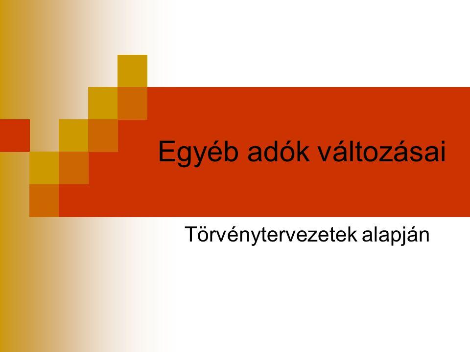 ART változásai 1) Munkáltatói adó-megállapítás, egyszerűsített bevallás lehetősége  Az új szabályok szerinti módosítással visszaáll a munkáltatói döntéstől függő munkáltatói adó-megállapítás rendje  Magánszemély nyilatkozik: január 31-ig  A nyilatkozat valamint az adóévet követő év március 20-áig átadott igazolások alapján a munkáltató az adót az adóévet követő év május 20-áig állapítja meg, és június 10-éig továbbítja az adóhatóság felé