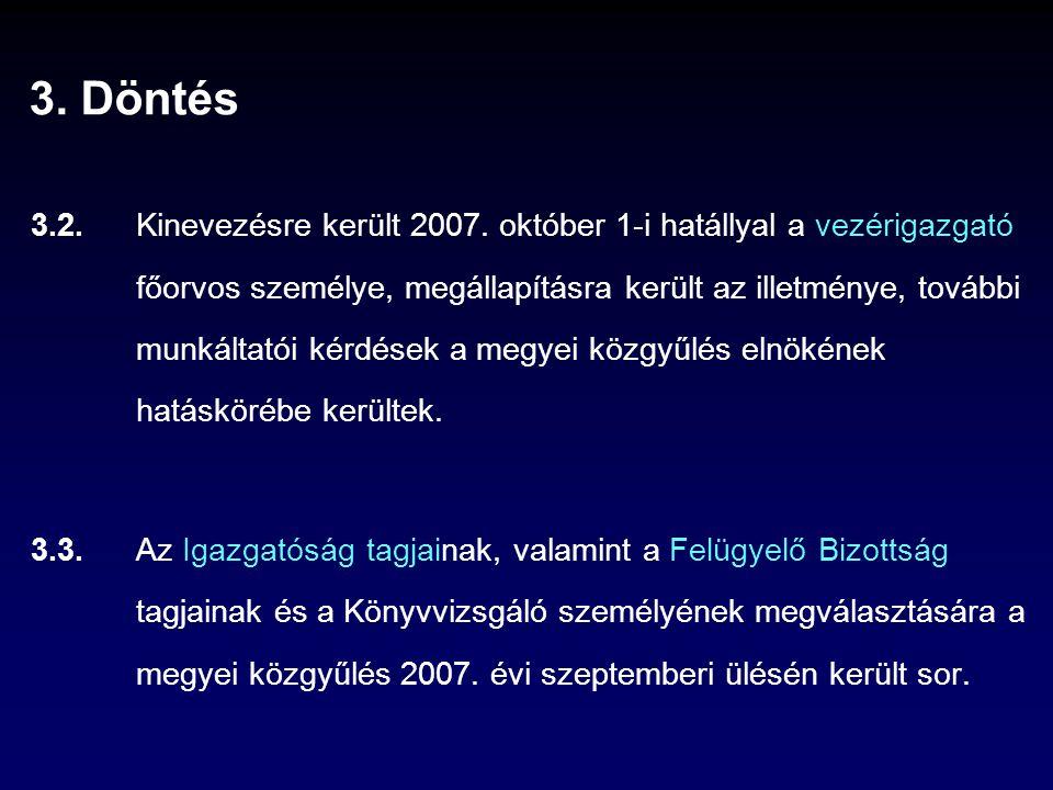 3.2.Kinevezésre került 2007.