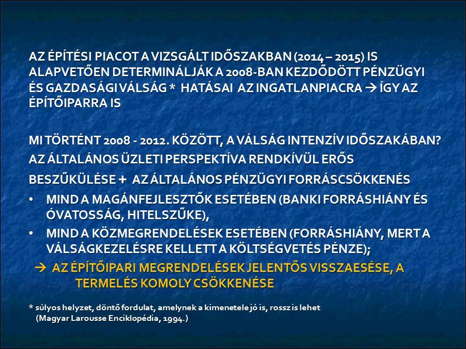 (FORRÁS: EUROSTAT, 2015. NOVEMBER 18.)