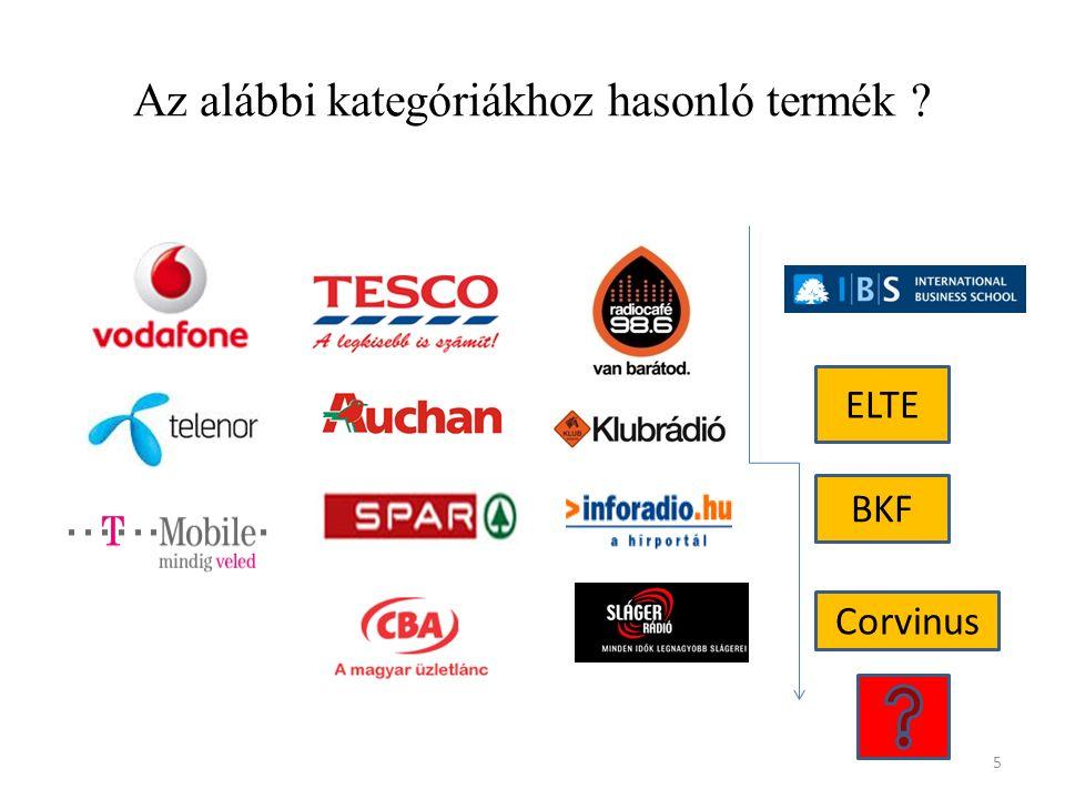 Az alábbi kategóriákhoz hasonló termék ELTE BKF Corvinus 5