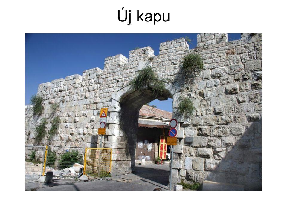 Új kapu
