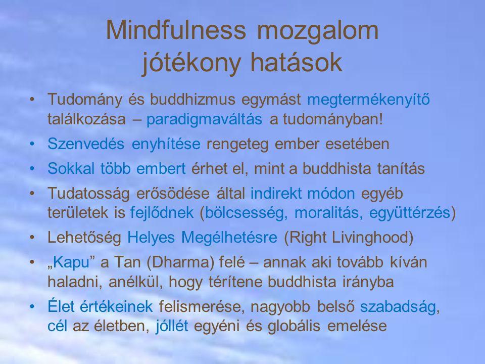 Tudomány és buddhizmus egymást megtermékenyítő találkozása – paradigmaváltás a tudományban.