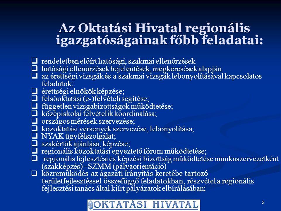 Informatika, oktatási igazolványok  Oktatási adatbázisok  Információs rendszerek működtetése  Szomszédos államokban élő magyarokról szóló jogszabályokban foglaltakkal kapcsolatos feladatok  Diákigazolványok előállításával kapcsolatos feladatok  Oktatói és pedagógus igazolványok előállításával kapcsolatos feladatok 6