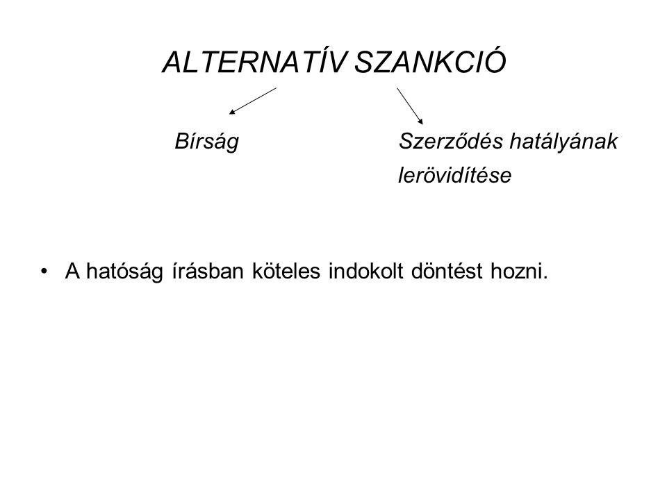 A HATÁROZAT FELÜLVIZSGÁLATÁNAK ÚJ SZABÁLYAI IV.