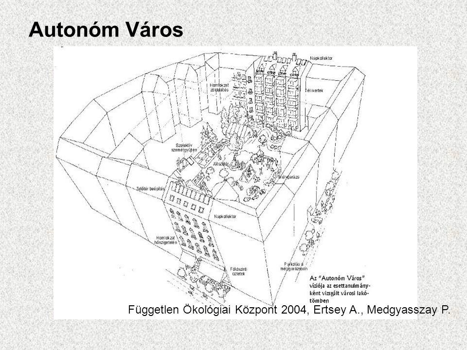 Autonóm Város Független Ökológiai Központ 2004, Ertsey A., Medgyasszay P.