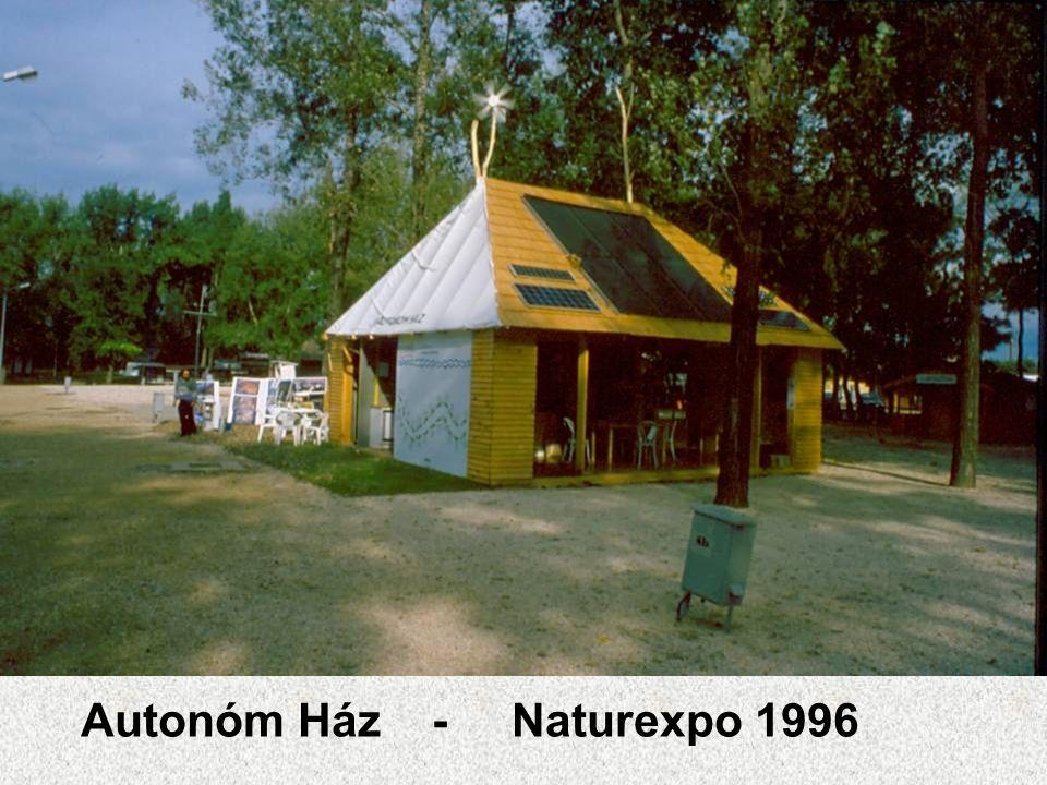 Autonóm Ház - Naturexpo 1996