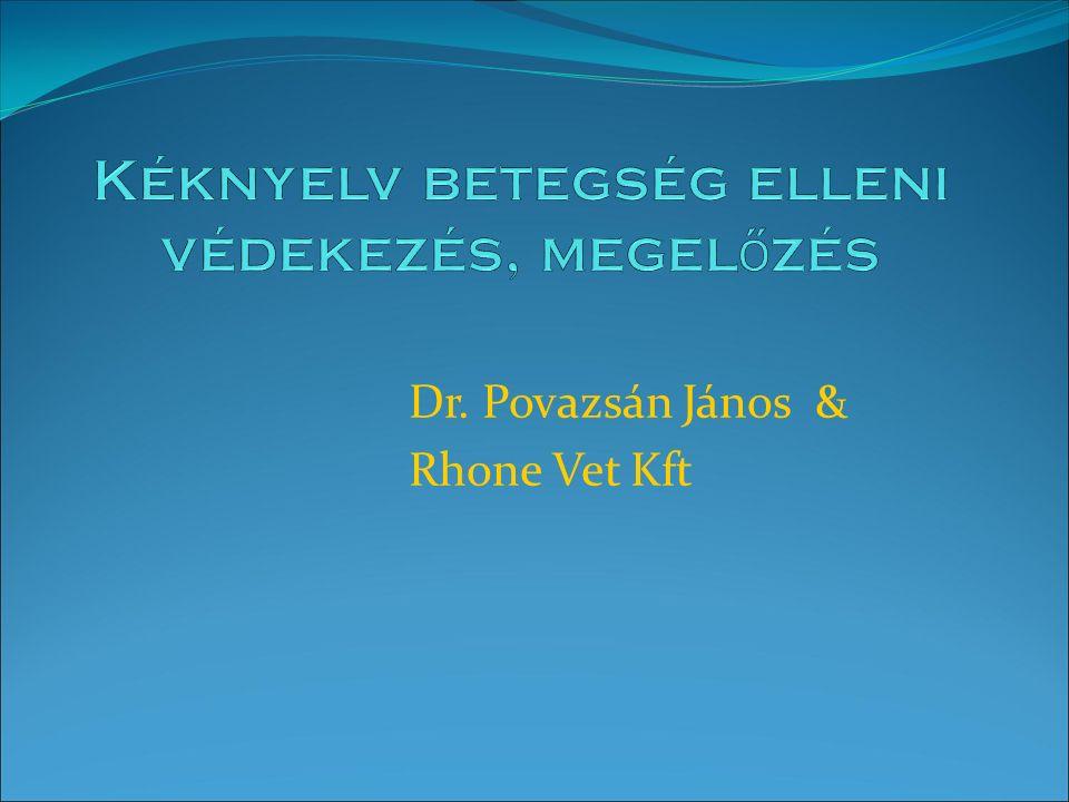 Dr. Povazsán János & Rhone Vet Kft