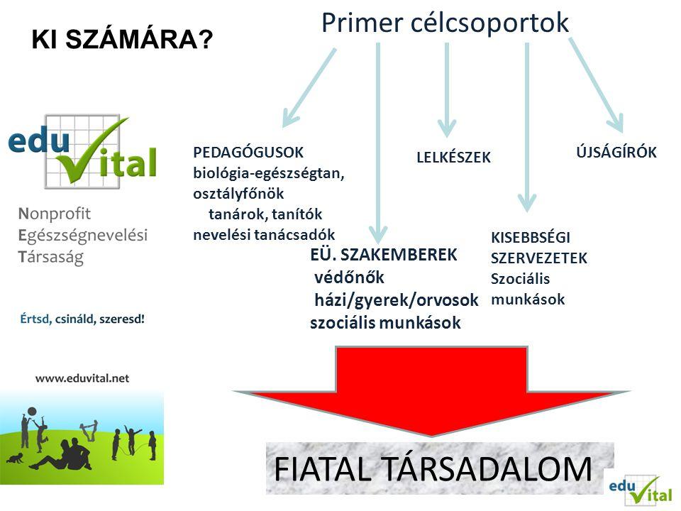 Primer célcsoportok EÜ.