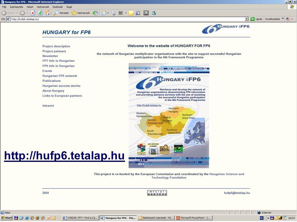 9 http://hufp6.tetalap.hu