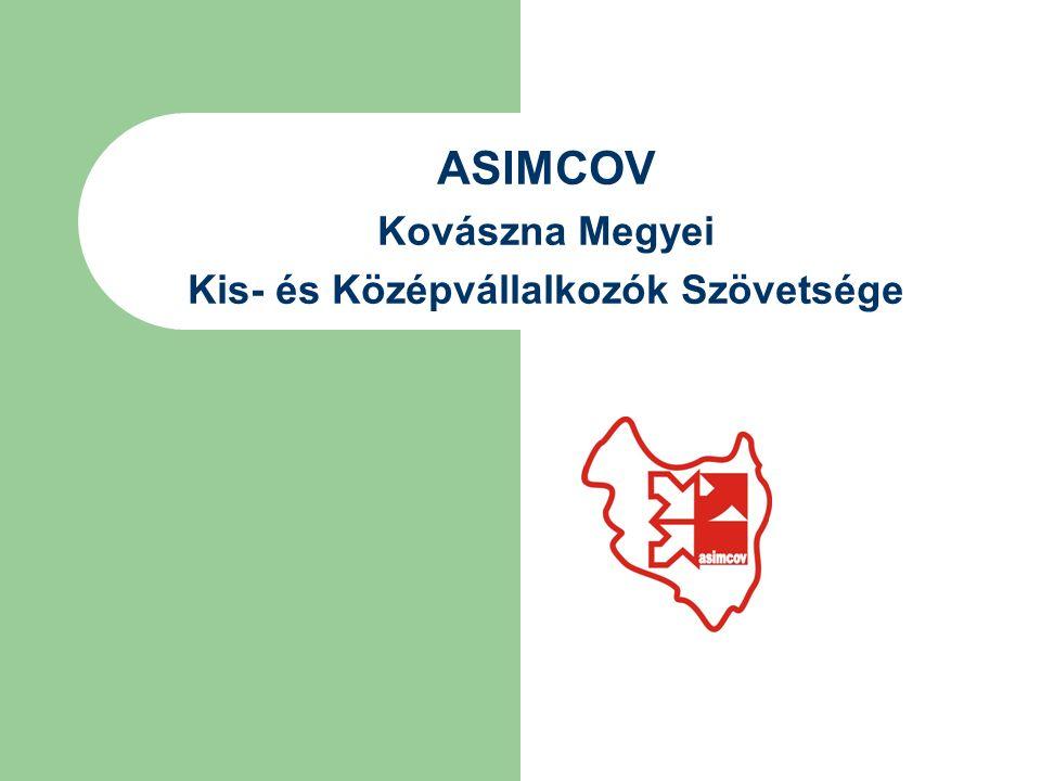 ASIMCOV Kovászna Megyei Kis- és Középvállalkozók Szövetsége