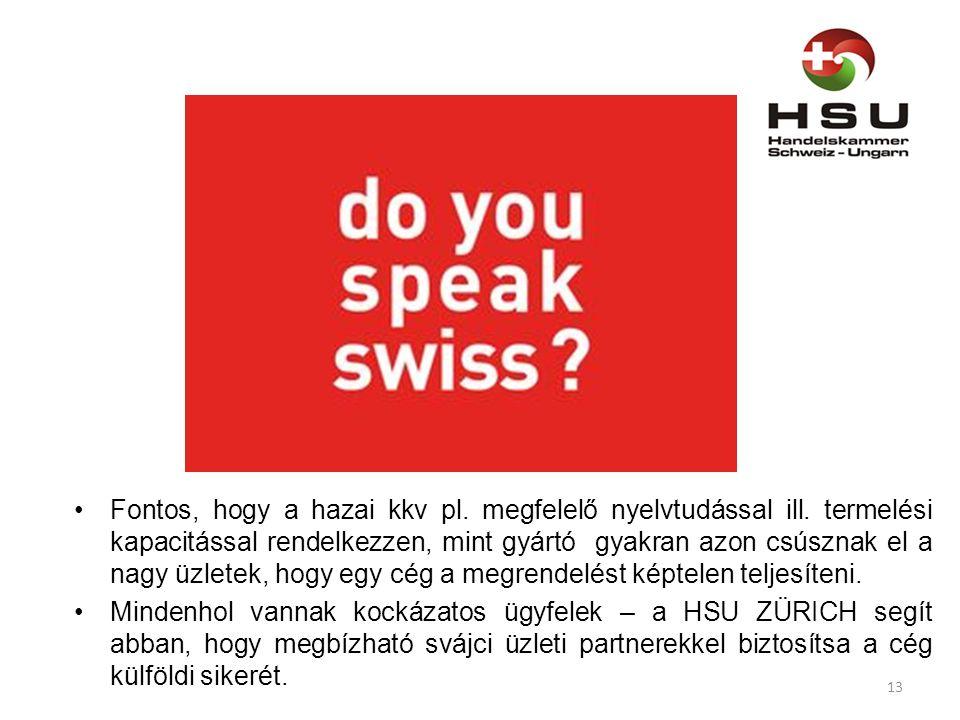 Fontos, hogy a hazai kkv pl. megfelelő nyelvtudással ill.