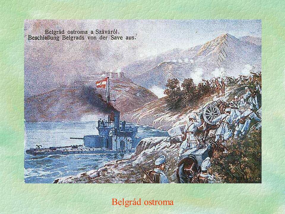 Belgrád ostroma