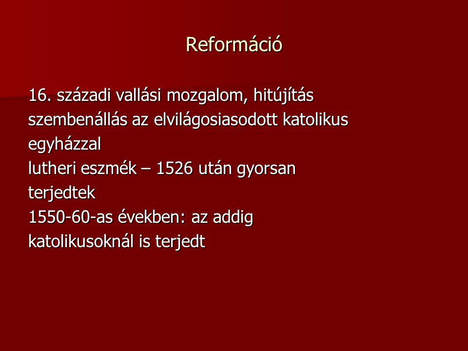 Reformáció 16.
